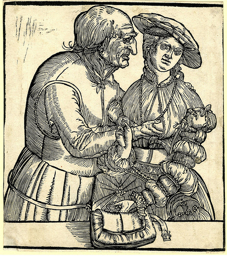 Средневековые порно картины