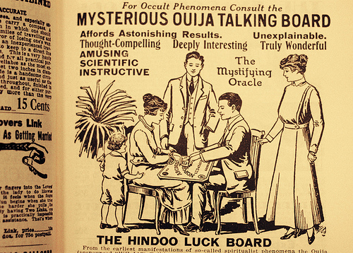 Ouija Boards Paranormal Fantasies Of The Subconscious Science