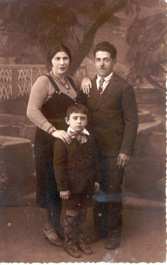 Sura Devorah Yosel and Nuchem Berel