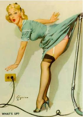 1950's house wife