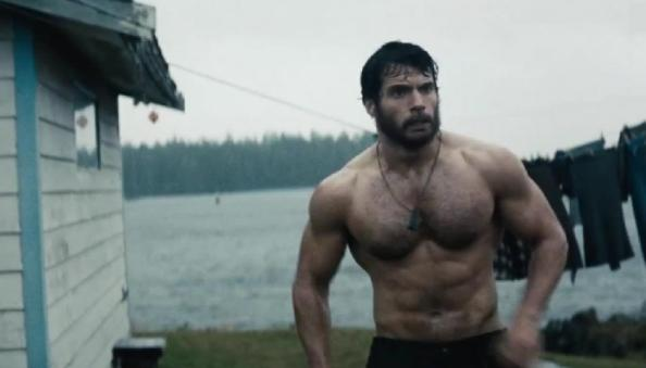 henry20cavill20shirtless20man20of20steel