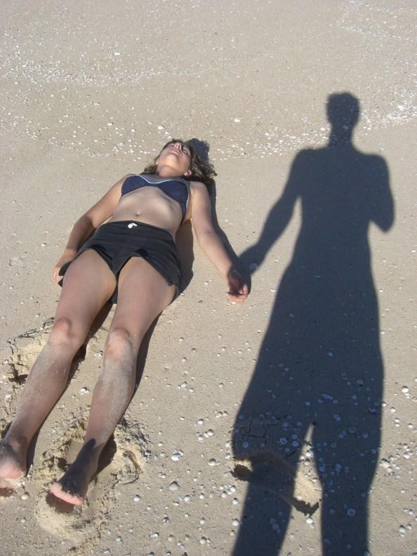 David & Andrea shadow
