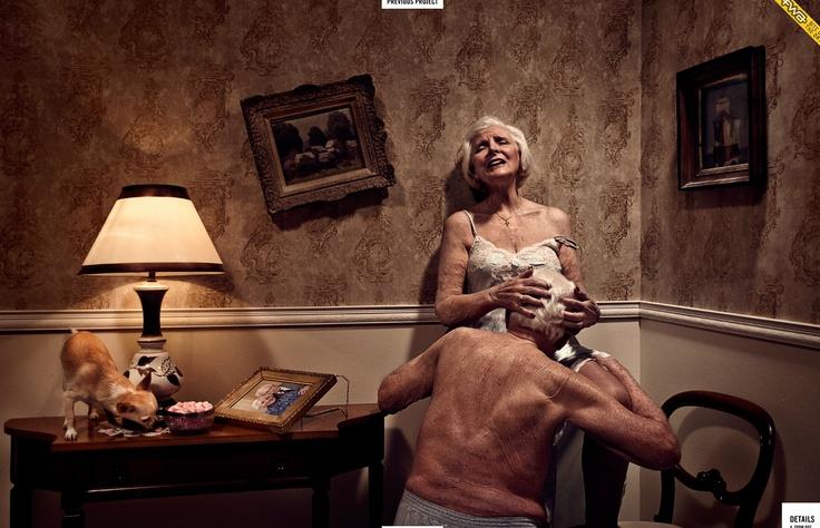 Women over 60 having sex