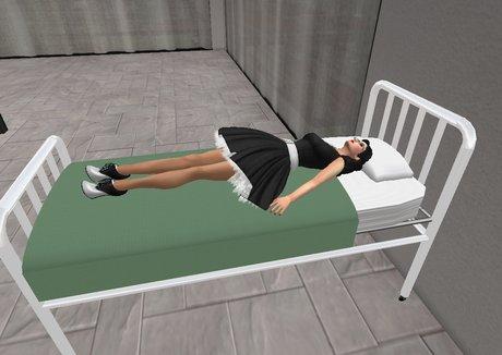 Retro Hospital Bed_003