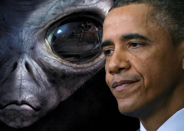 alien-obama